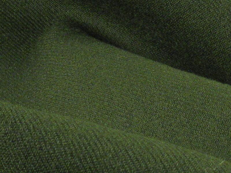 zöld gabardin - dekor lakástextil
