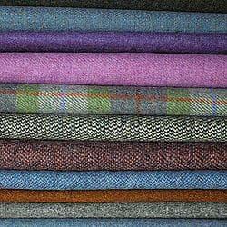 széles színválasztékban a tweed - lakástextil