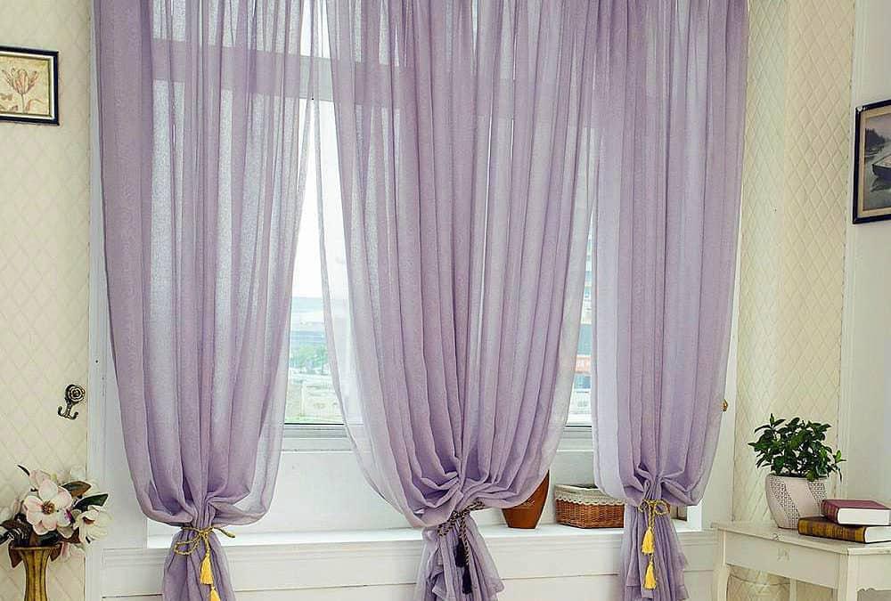 Függöny varrás, függöny készítés | Különleges anyagok