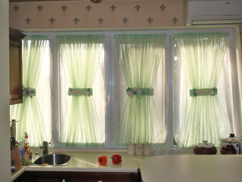 Konyhai függönyök - Agria Textil Design
