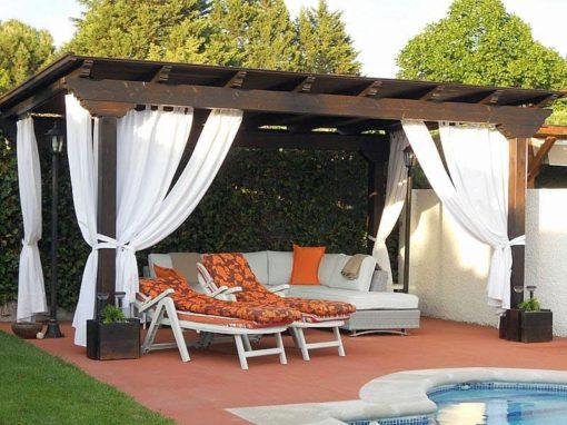 AGRIA TEXTIL -kültéri terasz kerti függöny (13)
