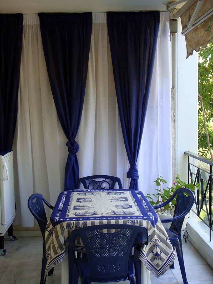 Kültéri LORKA - Üni dekor függöny 180 cm - Agria Textil Design b85247c5c7