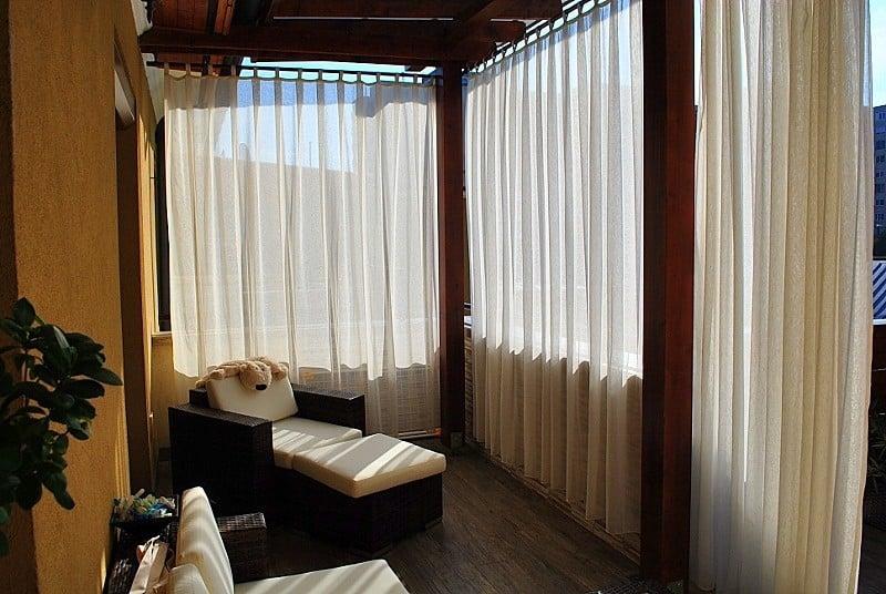 Kültéri függöny, terasz függöny, kerti függöny, pergola függöny:13