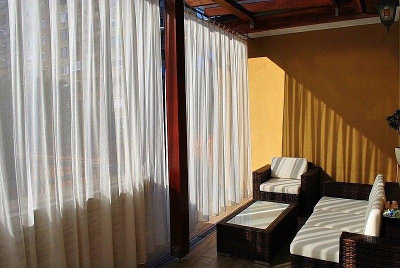 Kültéri függöny, terasz függöny, kerti függöny, pergola függöny:14