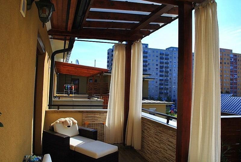 Kültéri függöny, terasz függöny, kerti függöny, pergola függöny:11