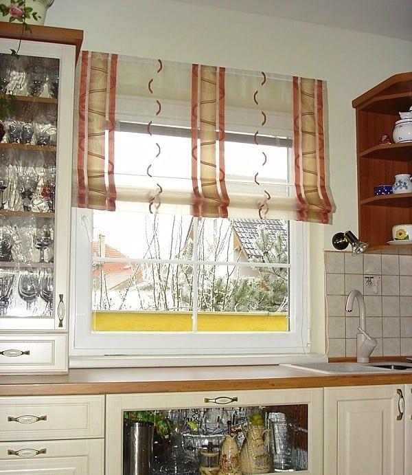 Konyhai függöny kisméretű ablakokra 19