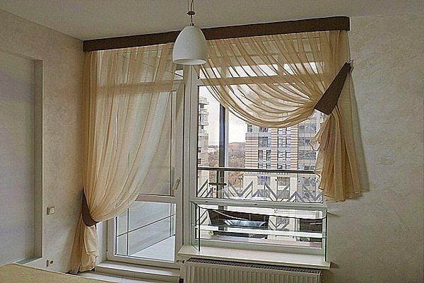 Konyhai függöny kisméretű ablakokra 14