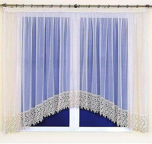 Konyhai függöny kisméretű ablakokra 7