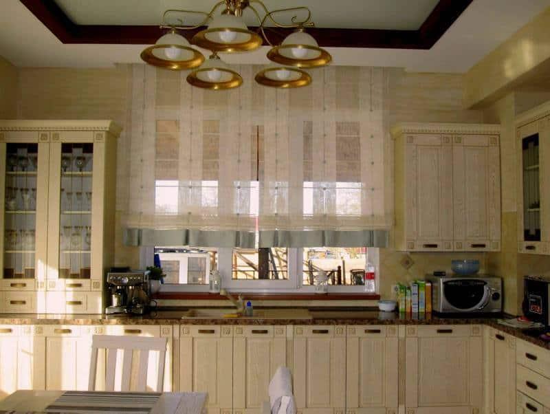 Konyhai függöny kisméretű ablakokra 13
