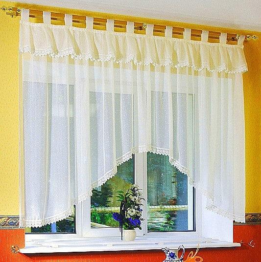 Konyhai függöny kisméretű ablakokra 10