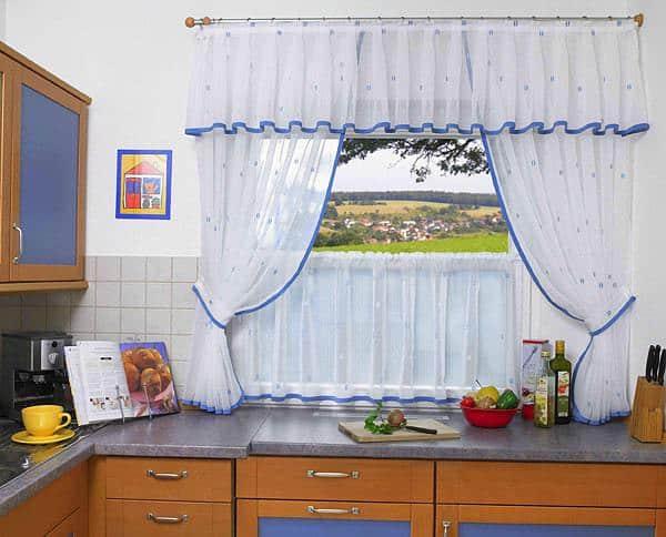 Konyhai függöny kisméretű ablakokra 18
