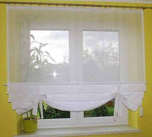 Konyhai függöny kisméretű ablakokra 6