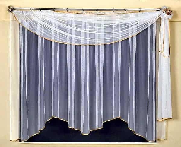Konyhai függöny kisméretű ablakokra 5
