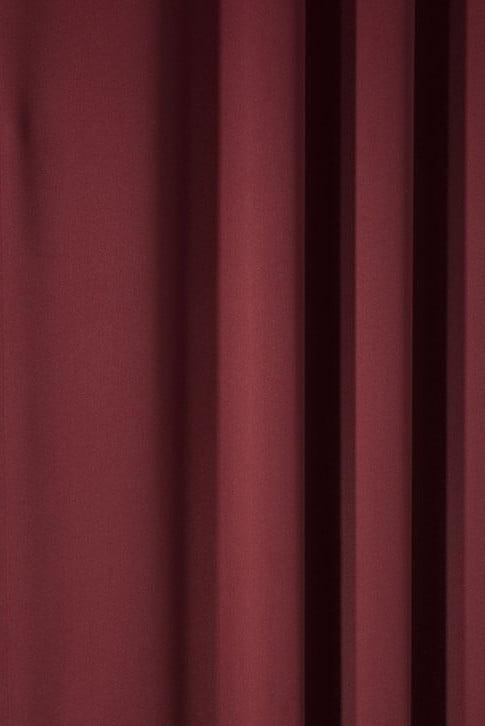 kültéri terasz pergola függöny szatén BRENDY 27 burgundi