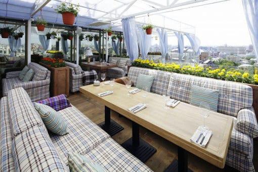 speciális exkluzív dekor terasz kiülő függöny - huzat terrace