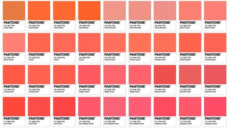 A 2019 év színe a Pantone 16-1546 Living Coral - függönyvarrás eger, Agria Textil (33)