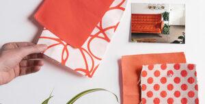 A 2019 év színe a Pantone 16-1546 Living Coral - függönyvarrás eger, Agria Textil (13)