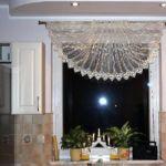 A konyhai vitrázs függöny sokoldalúan felhasználható !
